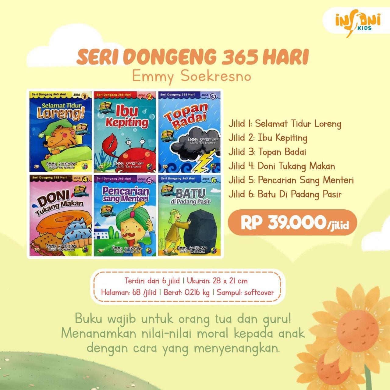 """Seri Dongeng 365 Hari"""