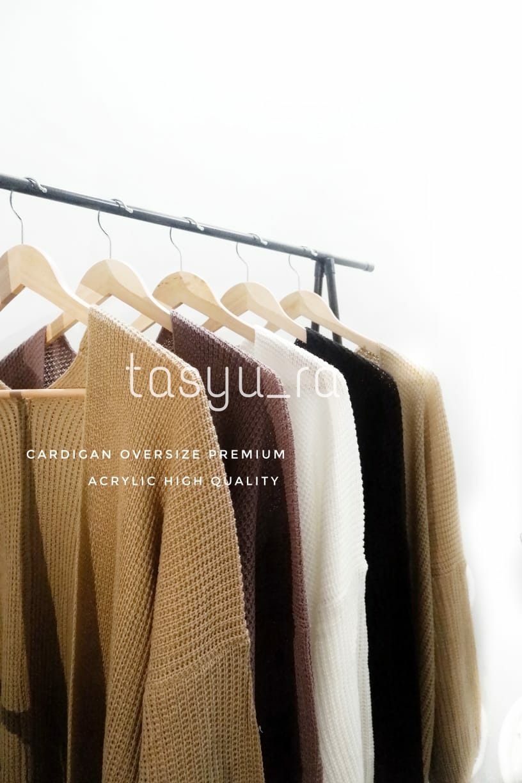 Cardigan Oversize Premium