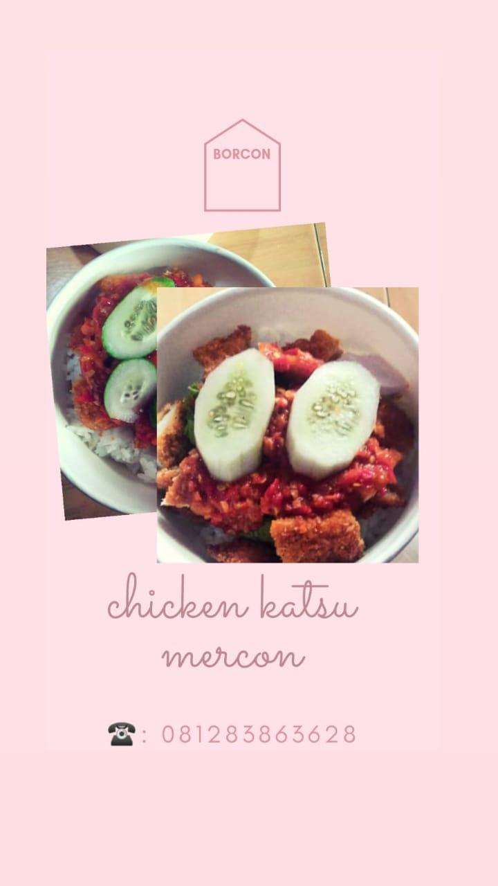 Chicken Katsu Mercon